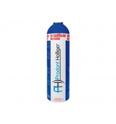 Oxygen canister for gas soldering unit