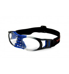 SZIOLS INDOOR Sports, Black / Blue