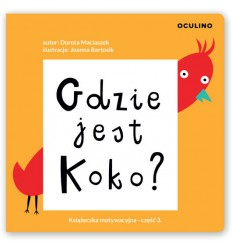 Oculino Motivation books for children, KOKO