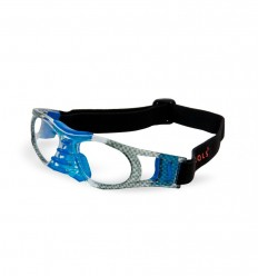SZIOLS INDOOR Sports L, Carbon Blue