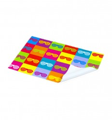 Microfiber Cloth with theme 2