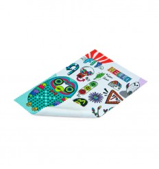 Microfiber Cloth with theme 3