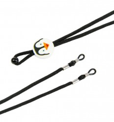 kids cord, penguin, black