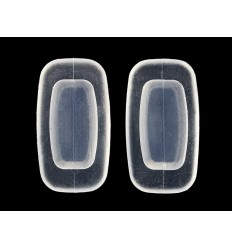 Silicone Quality Nose Pads 11,0 mm, system 3