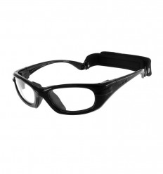 PROGEAR Eyeguard L shiny metallic black