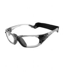 PROGEAR Eyeguard L grey transparent