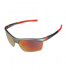 Progear Dash 2, Graphite matt frame / Red mirror lenses