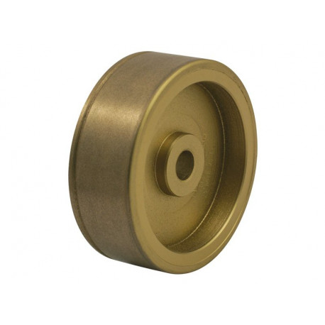 Grinding Wheel, ultra fine, with groove and round corner