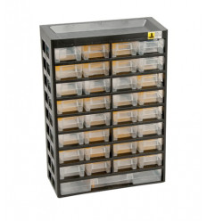 Tool cabinet - 33 drawers