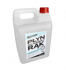Qarmax 5L disinfectant, 70% alcohol