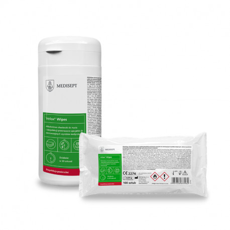 Cleaning wipes Velox® Wipes